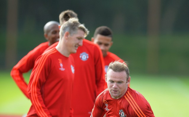Rooney with a high estimate for two of his teammates