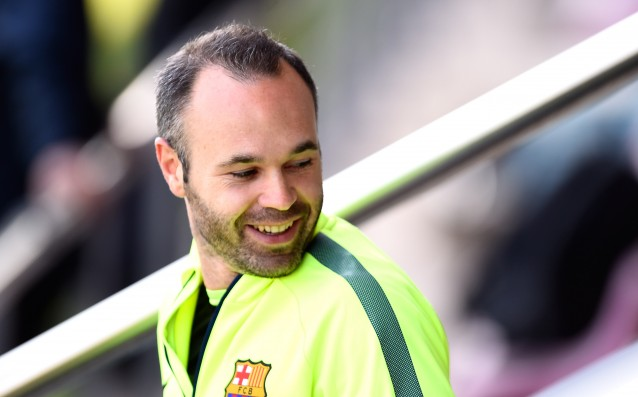 Enrique: 'Iniesta will return when he says so.'