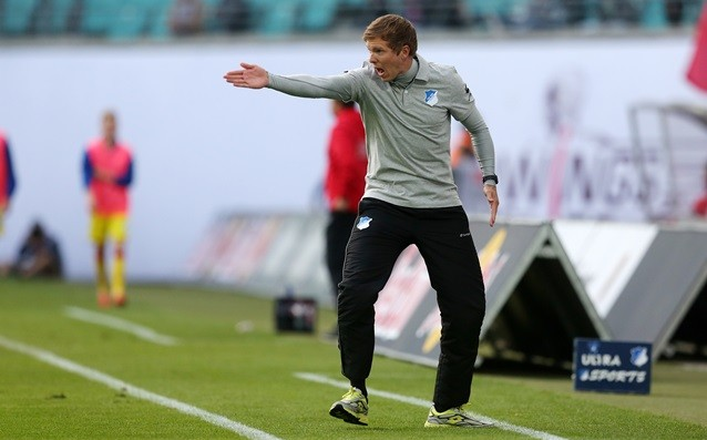 Hoffenheim is going to take  a28-year-old coach next year