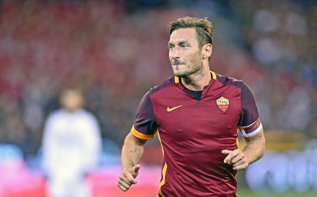 Totti will receive the senior position at Roma