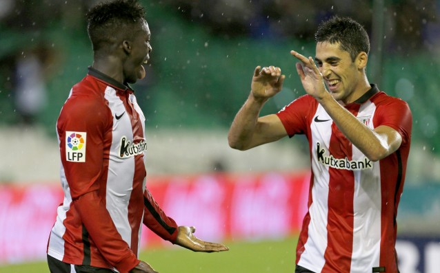 Athletic left no chance of Real Betis