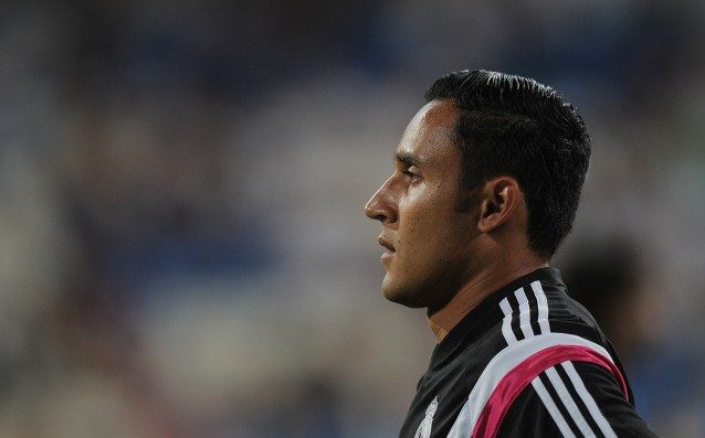 Real Madrid will be without Navas against Sevilla