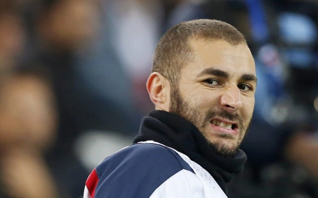 Benzema is preparing for the match vs. Sevilla