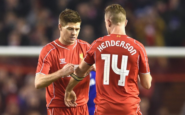 Henderson remains the captain of Liverpool