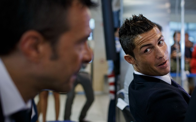 Cristiano: 'I'm not smart enough to become the head of FIFA.'