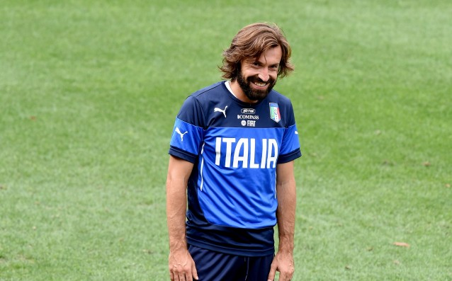 Pirlo maybe played his last match for Italy