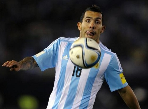 Tevez will skip the super derby with Brazil