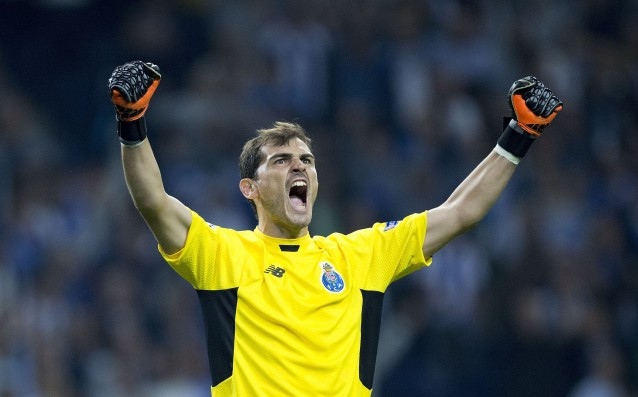Casillas: 'We want a new title.'