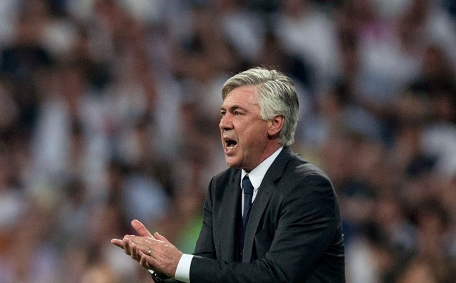 Ancelotti: 'Barcelona is the best team in the world.'