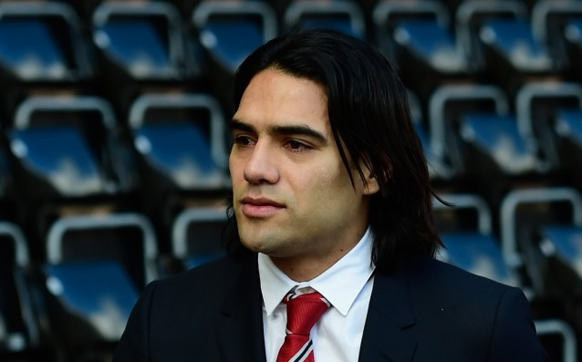 Valencia wants Radamel Falcao