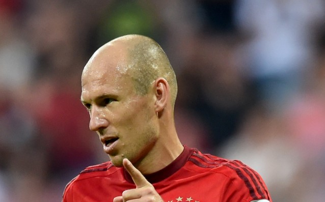 Robben may join Manchester United