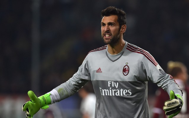 Diego Lopez may 'escape' to the Premier League