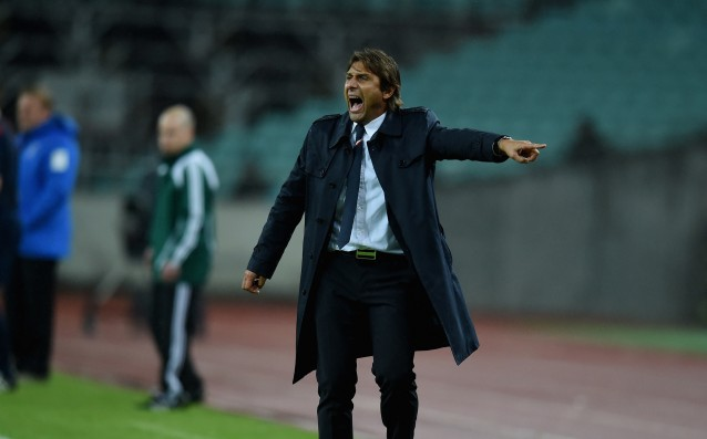 Conte acknowledged that the players are afraid for their lives