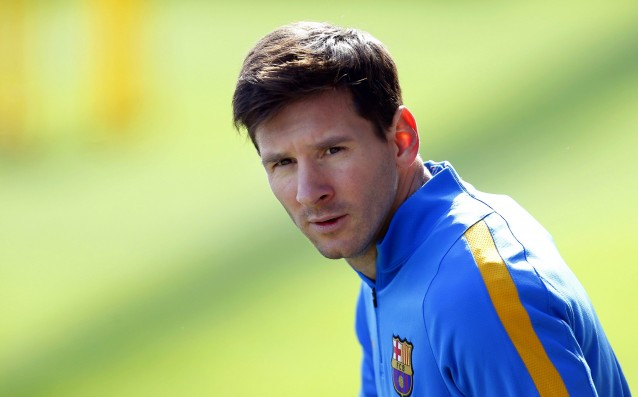 Good news for Barca: Leo Messi again trained with the main group.