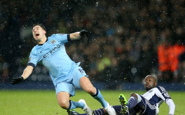 Nasri will be out of game for 3 more months