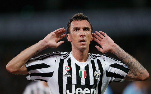 Mandzukic and Lichtsteiner will be able to play in the derby with Milan