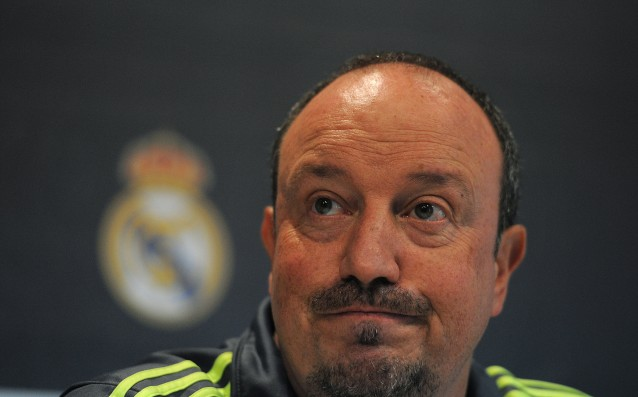 Benitez: 'How to beat Barca? We will attack.'