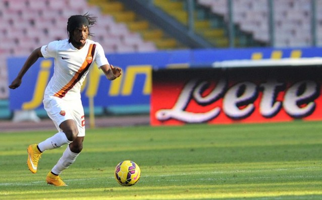 Gervinho will be out of the game for three weeks