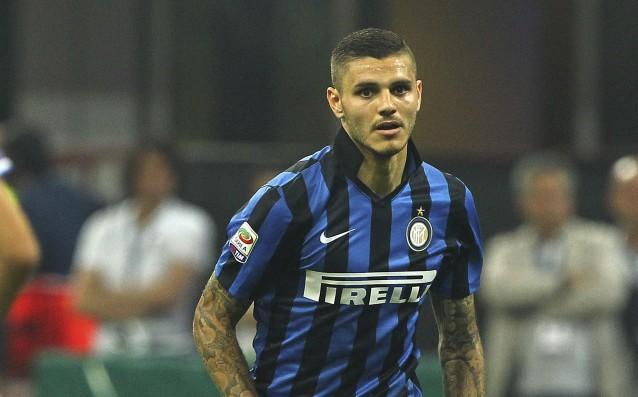 Icardi: 'I cannot compete with Leo Messi.'