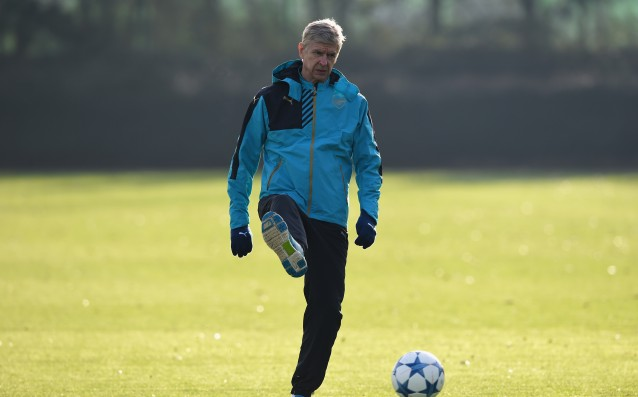 Wenger: 'We will get serious to Europa League.'
