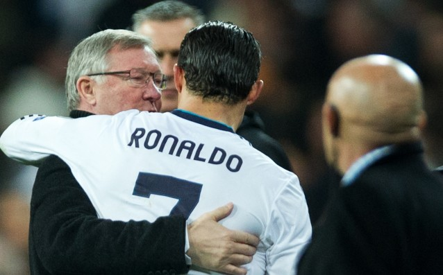 Sir Alex wanted Ronaldo back