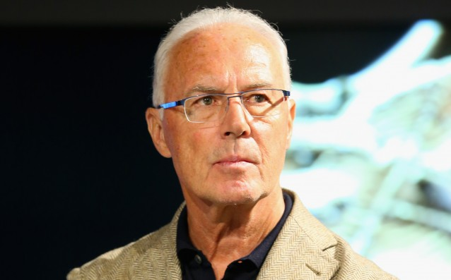 Beckenbauer will report to the Bundestag on the occasion of the corruption