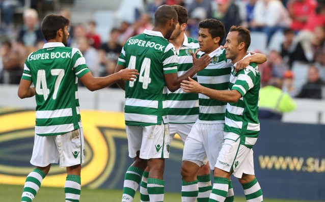 Sporting Lisbon is back to the game