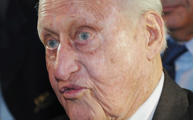 Havelange was again admitted to a hospital