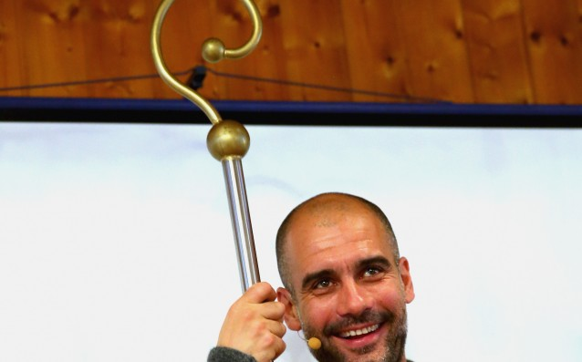 'Crazy' Munich may hold Pep