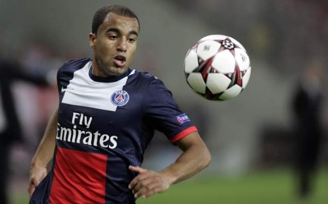 Manchester United again wants Lucas Moura