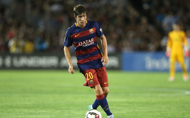 Barca wants to keep Roberto