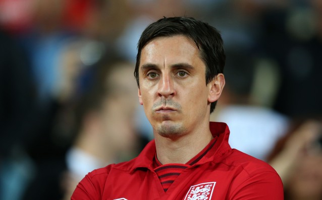 Valencia shocked everyone: it appointed Gary Neville for the new coach