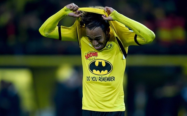 United wants Aubameyang from Borussia