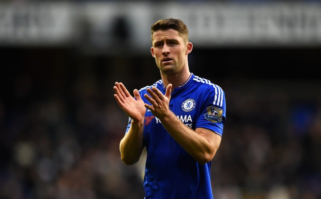 Official: Gary Cahill signed for another four years with Chelsea.