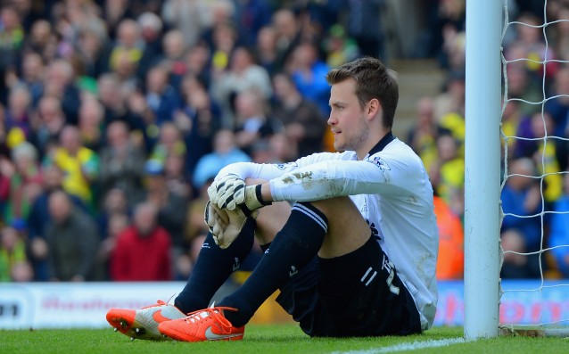 Simon Mignolet will get a new contract