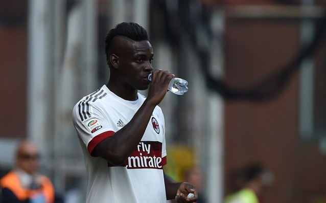 Balotelli resumed workouts