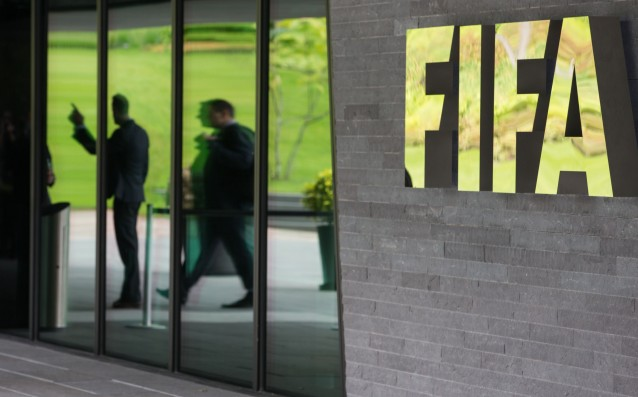 They arrested two more officials from FIFA