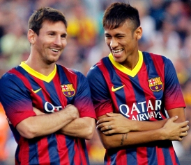 In England: United will make a great offer for Messi and Neymar.
