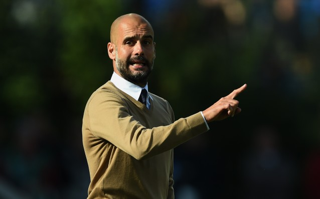 Guardiola: 'I won't set foot in Real.'