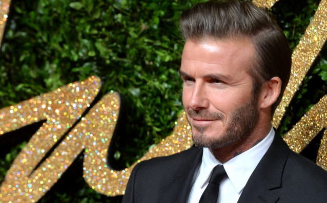 Beckham preferred rugby to football