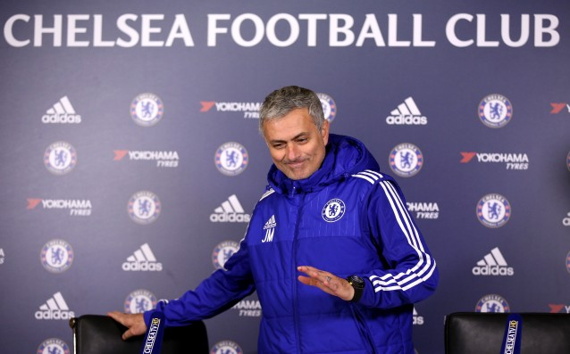 Mourinho: 'I will stay at Chelsea.'