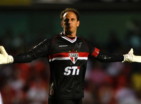 Rogerio Ceni ended his career