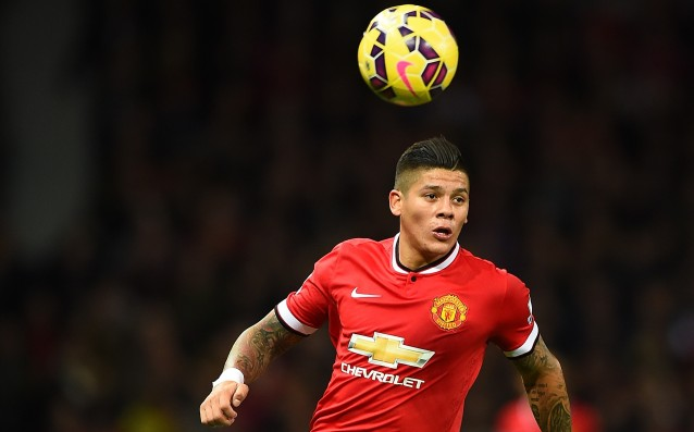 Marco Rojo underwent surgery