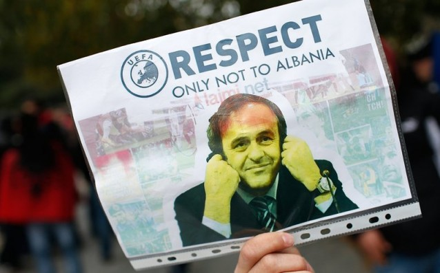 The fate of Michel Platini will become clear on Friday