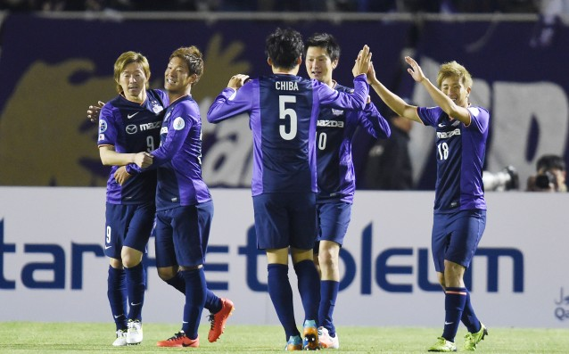 Hiroshima qualified for the 1/4-final of the World Club Championship