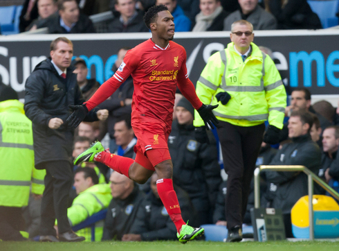 Sturridge will be absent until the end of the year