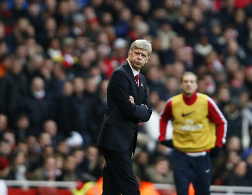 Wenger: 'That was our greatest escape.'