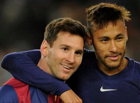 Enrique is worried about Neymar
