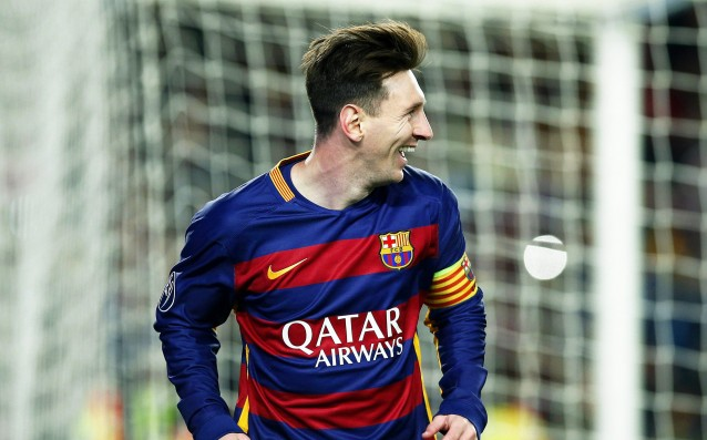 Messi missed workout because of personal reasons