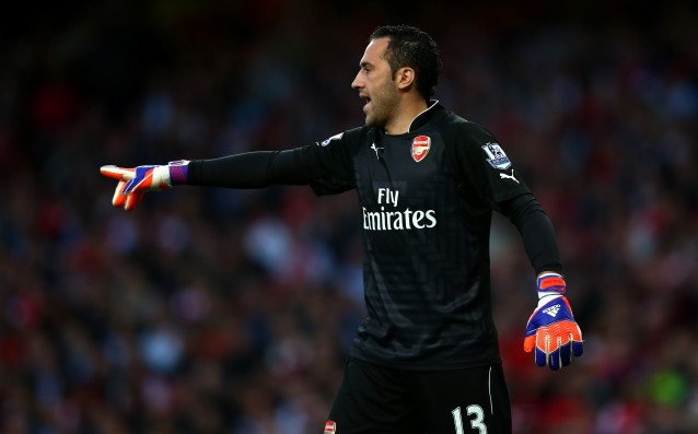 Turkish Club wants Arsenal goalkeeper
